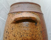 Ralph Lodewick studio pottery Vase for Cydney