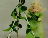 Pea - Flower Child - Waldorf Inspired - Nature Table
