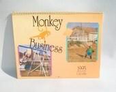 Monkey business Calendar