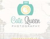 Modern photography logo watermark - Premade Logo Design - photography branding