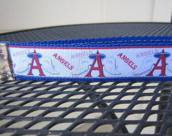 Angels Inspired Keychain Wristlet
