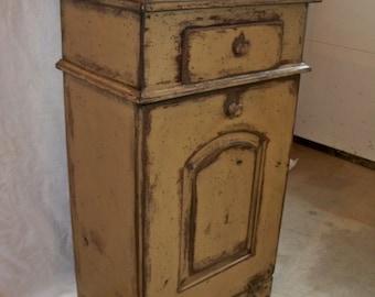 Savannah hamper Waste Cabinet with drawer