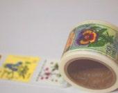 masking tape (eme vintage stamps or labels)   NEW ITEMS SALE