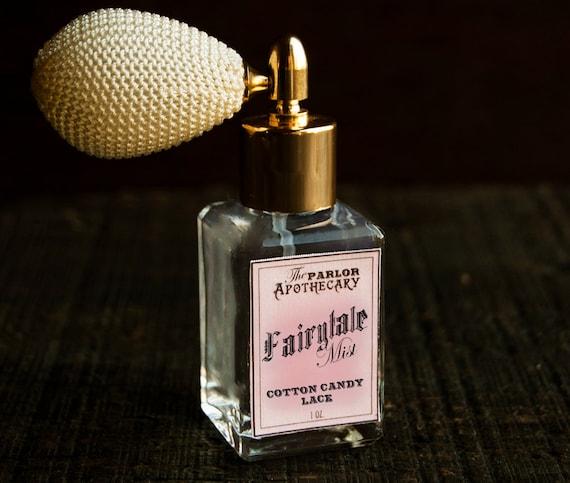 Perfume Bottles Vanilla And Perfume Bottle: Fairytale Mist Cotton Candy Lace Perfume Vanilla Cream