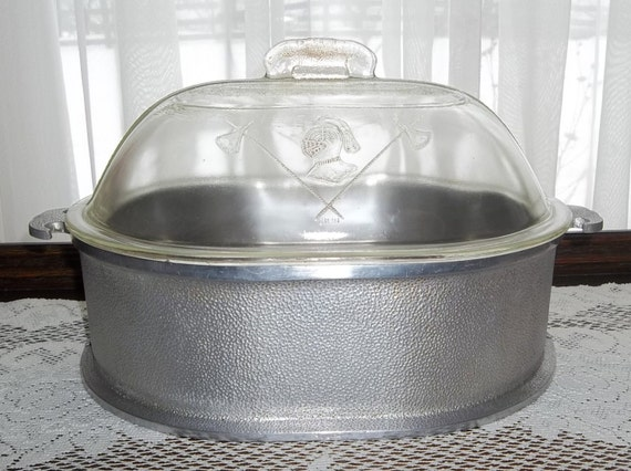 Guardian Service Guardian Ware Cookware Oval Roaster Lid Or
