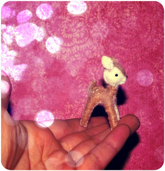 Itsy Bitsy Fawn -Itsy Bitsy Sweeties Collection