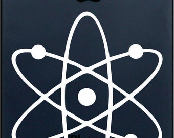 Atom iPhone Vinyl Decal