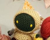 Dangoku Tonberry Crochet Pattern PDF