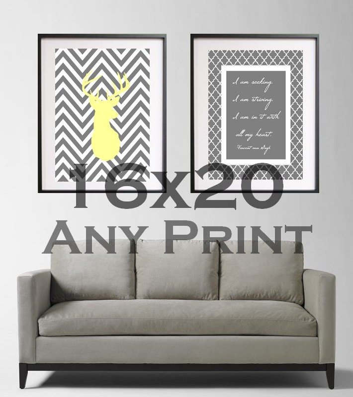 16x20 custom wall art any print in poster size by for 11x14 paper size