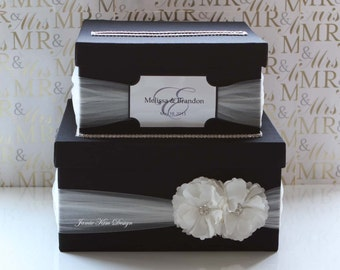 Wedding Card Box Money Box Car Holder - Custom Made to Order
