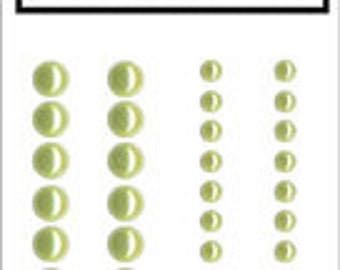 Sale Hero Arts Light Green Pearls Ch174