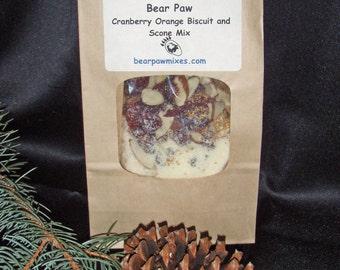 Cranberry Orange Biscuit and Scone Mix