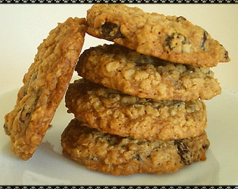 Our Original Oatmeal Cookie Recipe~~~Instant Download