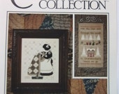 The Cricket Collection - The Inheritance - 1988 Vintage Cross Stitch Pattern Booklet - ChuckleMonkeyDesigns