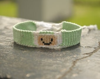 Finn Adventure Time Bracelet