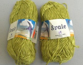 Dale of Norway Svale Lime (2)