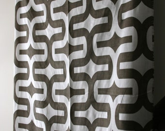 Embrace in Indian Brown Drew Home Decor Weight Fabric from Premier Prints - ONE YARD Cut