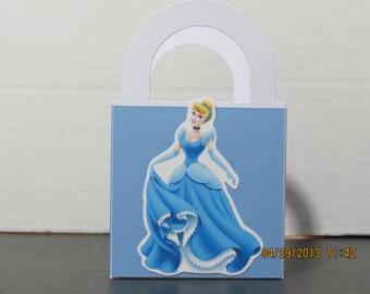 Cinderella Favor/Treat Bags (Set of 6)