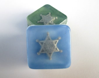 Police Soap Favors for sheriff, deputy, law enforcement