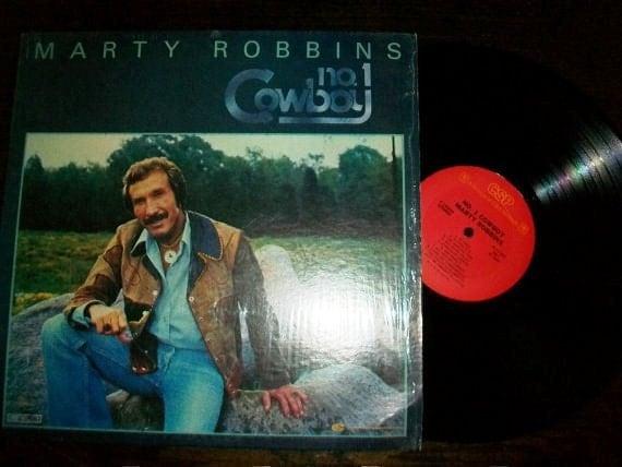 Marty Robbins No. 1 Cowboy Record Album Gusto by ... - photo#37