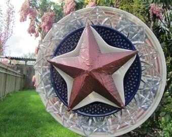 Plate Art for the Garden