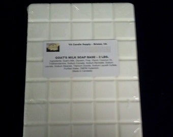 2 lbs. Shea Butter Melt & Pour Soap Base - FREE SHIPPING