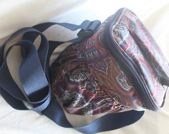 SALE!! - Camera Bag - Handcrafted in Peru - Carolingio by Lu100