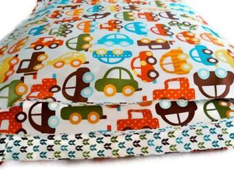 Toddler Duvet Cover - Crib Duvet Cover - Nursery Bedding - Organic Duvet Cover,  Made to Order