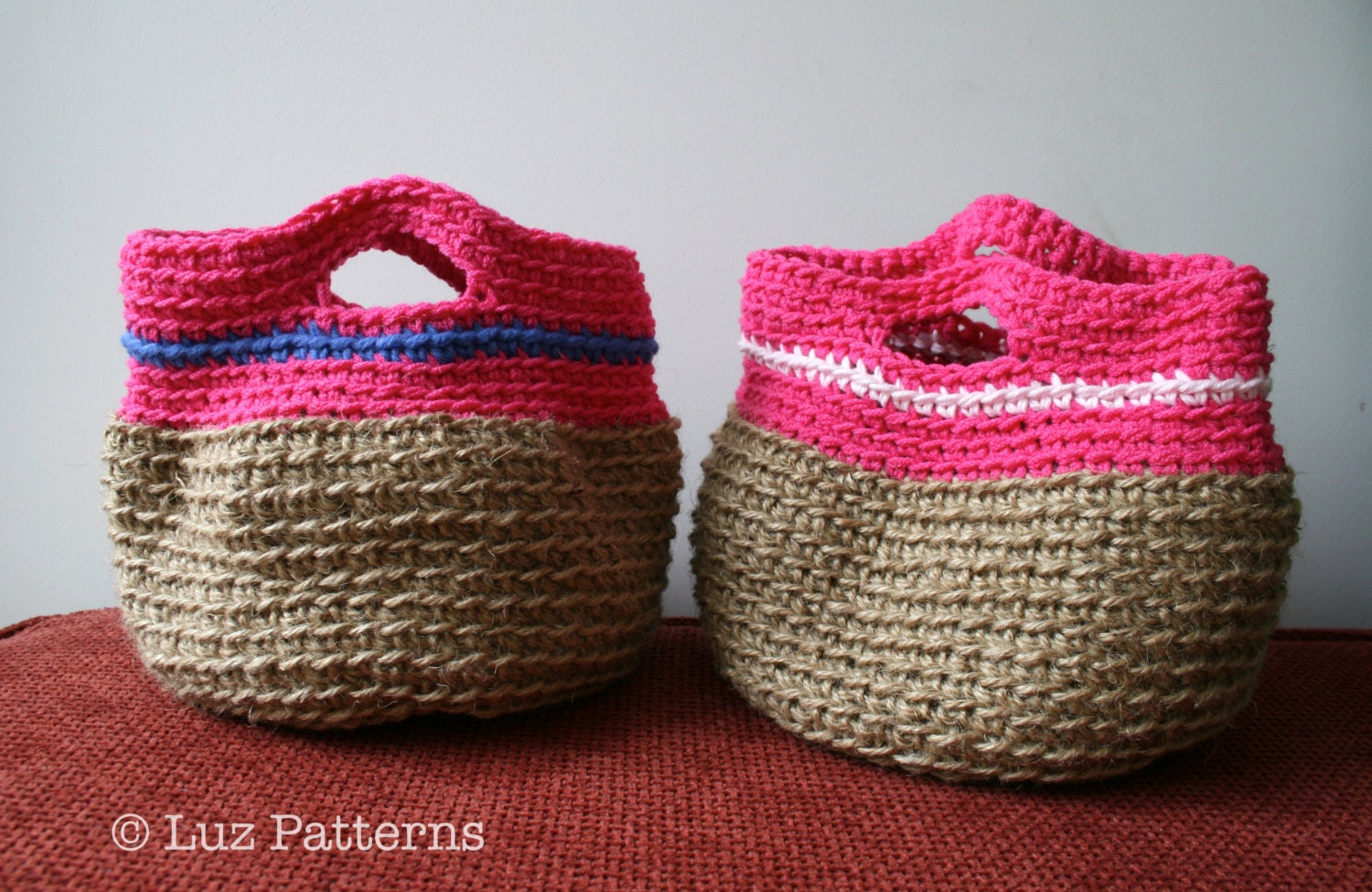 Crochet pattern crochet purse pattern instant download crochet crochet pattern crochet purse pattern instant download crochet basket pattern girls summer bag 139 bankloansurffo Choice Image