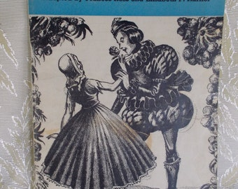 "Vintage Book ""Strange Folk"" adapted by Frances Ross and Elisabeth F. Harner"