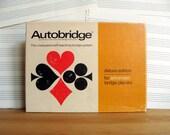 1969 Parker Brothers Autobridge Deluxe Edition