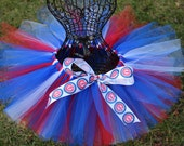 Chicago Cubs Tutu Cubs Petti Skirt Cubbies tutu Chicago Cubs Girl Baby Girl