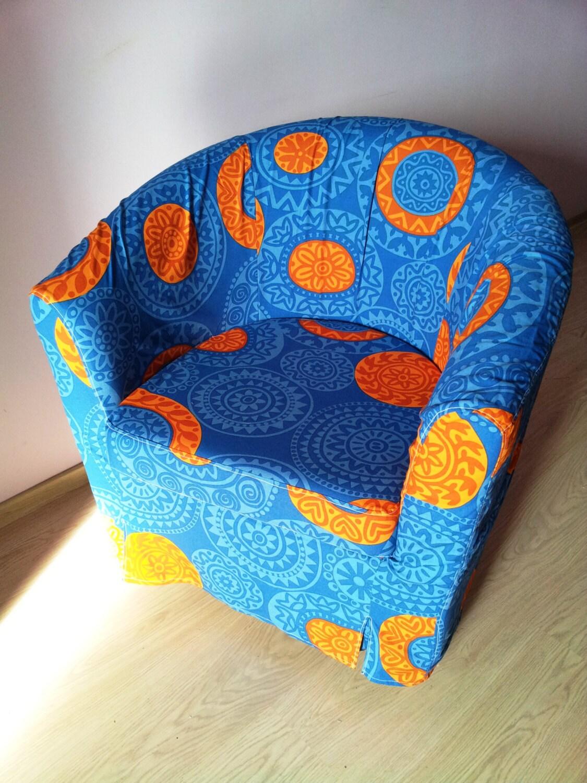 vente housse pour fauteuil tullsta ikea beau design tissu. Black Bedroom Furniture Sets. Home Design Ideas