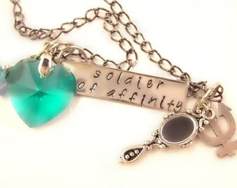 Soldier of Affinity Necklace