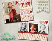 Valentines Photography Templates - Valentines Card 13