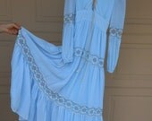 Vintage Gunne Sax by Jessica,  size 13, would make a great period costume
