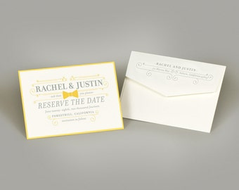 Save the Date - Rachel Collection