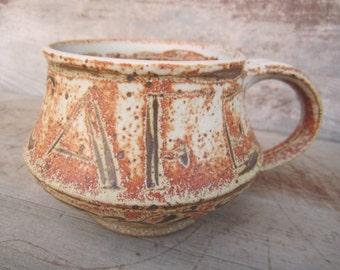 El Cafe Toasty Mug