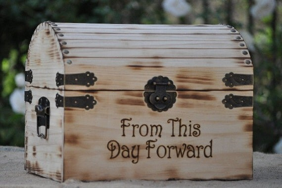 Wedding Treasure Chest Card Box – Wedding Treasure Chest Card Box