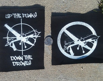 Anti-Drone - Punk Patch