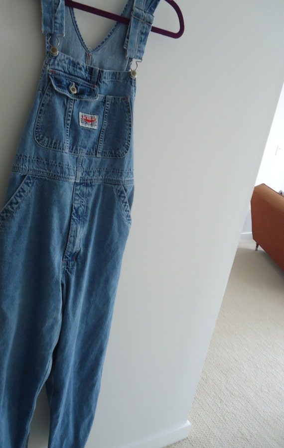 Vintage Ikeda Overalls Made In Canada