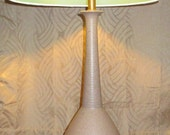 Mid-century modern Danish table lamp