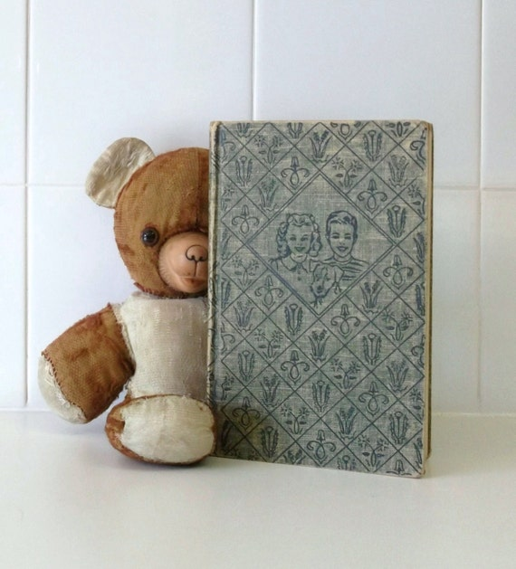 Vintage Book, The Bobbsey Twins' Forest Adventure, Book by Laura Lee Hope, 1957 Copyright, Vintage Book, Hardcover Book