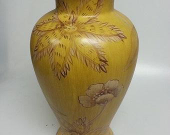 Decorative Gold Vase