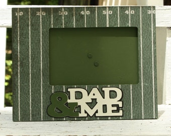 Dad & Me picture frame