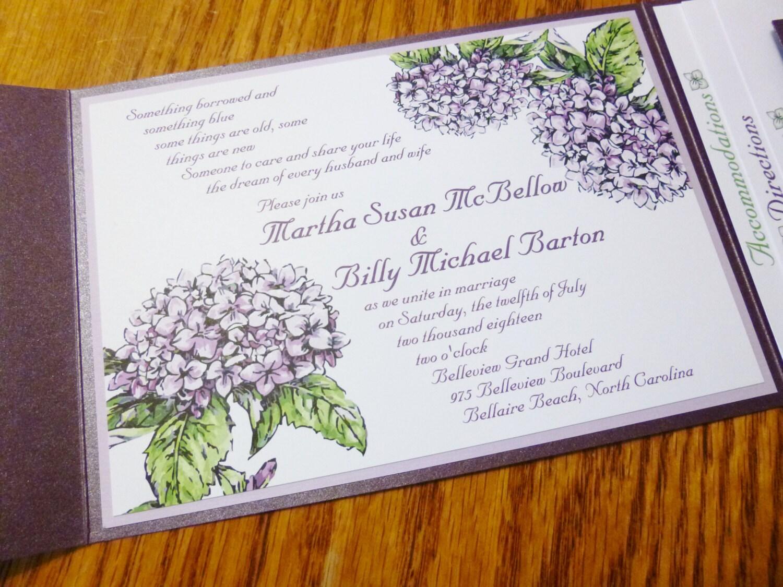 purple wedding invitation sets - 28 images - purple wedding ...