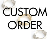 Custom order for Kayleigh 1  (Deposit)