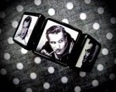 Simply Vincent collage bracelet