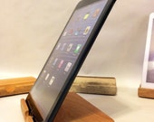 iPad mini, galaxy tab series, galaxy note 8  stand / dock -  Sycamore