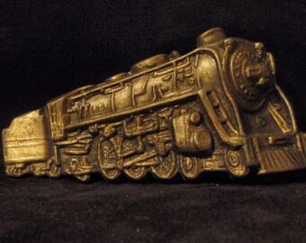 R&R railroad buckle